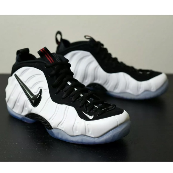 more photos 85baf ab058 Nike Air Foamposite Pro Pearl Class Of '97 Shoes NWT